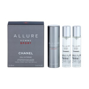 Chanel - Allure Homme Sport... - 3x20 ml