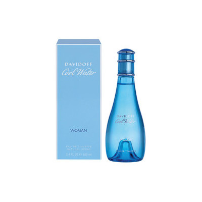 Davidoff Zino - Cool water woman - 100 ml