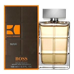 HUGO BOSS - Orange homme  100 ml