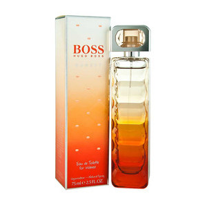 Boss Hugo - Orange sunset woman - 75 ml