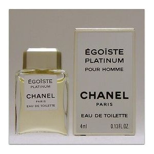 Chanel - Egoiste Platinum - 4 ml