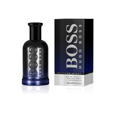 Boss Hugo - Bottled night - 100 ml