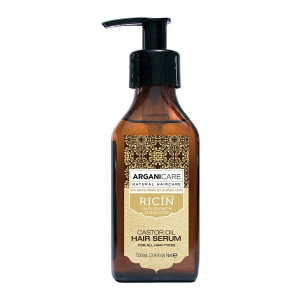 ARGANICARE Castor oil hair serum 100ml