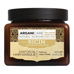 ARGANICARE Castor oil masque Ricin all hair 500ml