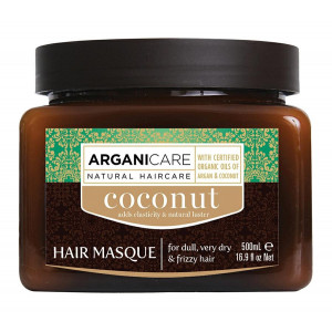 ARGANICARE Coconut masque damaged hair 500ml
