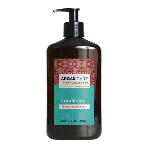 ARGANICARE Conditioner dry & damaged hair 400ml