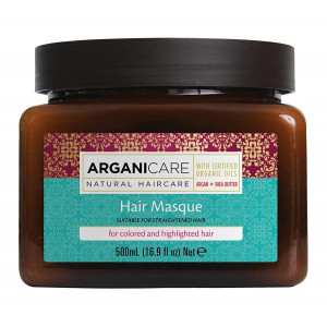 ARGANICARE Hair Masque color & highligted 500ml