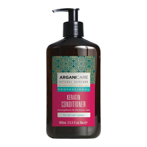 ARGANICARE Keratin conditioner all hair types 400ml