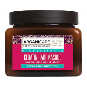 ARGANICARE Keratin masque damaged hair 500ml