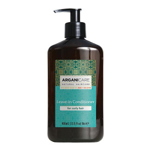 ARGANICARE Leave in conditioner curly hair 400ml