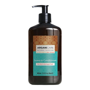 ARGANICARE Leave in conditioner dry & damaged hair 400ml