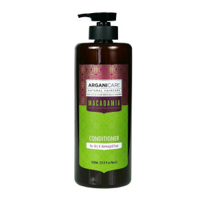 ARGANICARE Macadamia conditioner dry & damaged hair 1000ml
