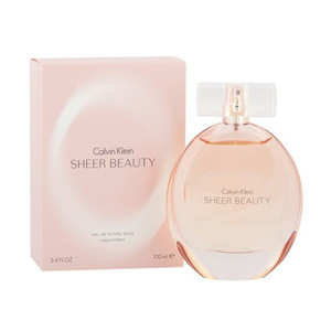 Calvin Klein - Beauty Sheer  100 ml