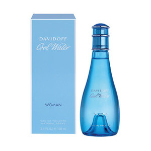 Davidoff Zino - Cool water woman - 30 ml