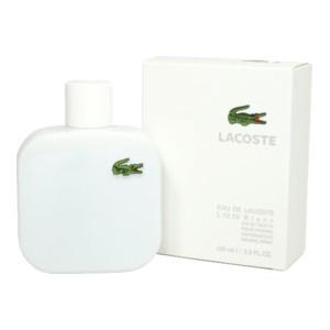 Lacoste - Eau De L.12.12 Blanc - 50 ml