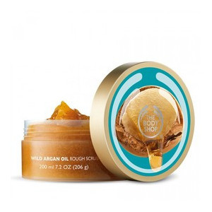 The Body Shop - Argan Body Scrub - 200 ml