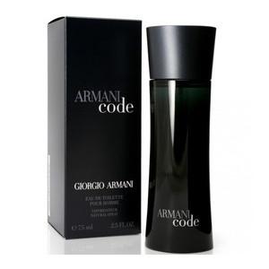 ARMANI - Code homme  75 ml