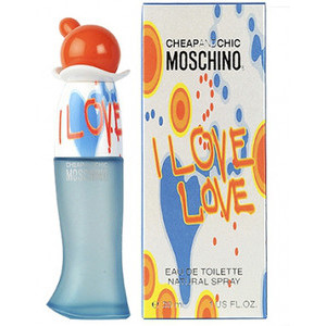 Moschino - I Love Love - 50 ml