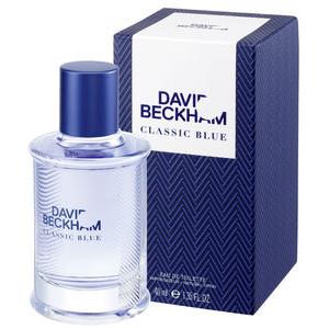 Beckham David - Classic Blue - 40 ml